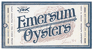 Emersum Oysters