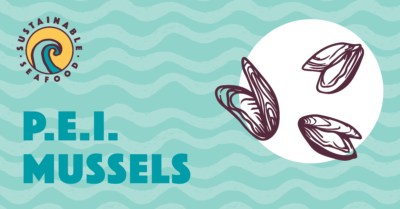 Jax Fish House & Oyster Bar Serves fresh and sustainable Prince Edward Island mussels.