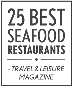 25 Best Seafood Restaurants - Travel & Leisure