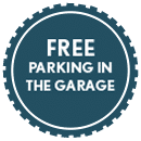 Free Parking in the Garage